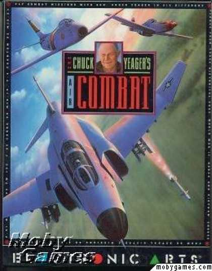DOS Games - Chuck Yeager's Air Combat