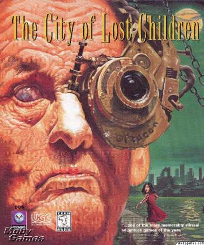 DOS Games - The City of Lost Children