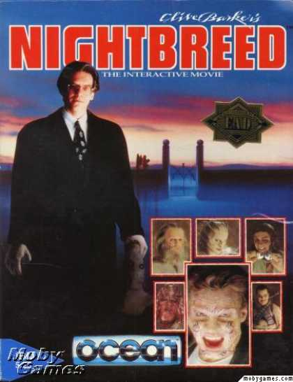 DOS Games - Clive Barker's Nightbreed: The Interactive Movie