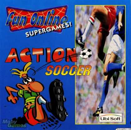DOS Games - Action Soccer