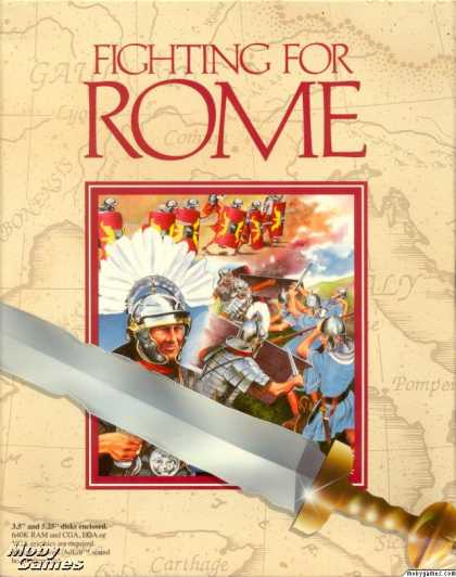 DOS Games - Cohort: Fighting For Rome