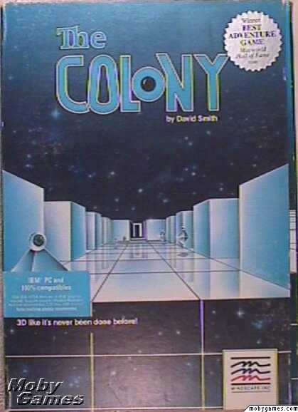 DOS Games - The Colony