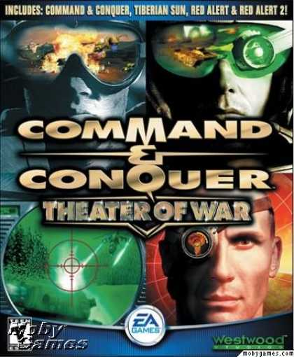 DOS Games - Command & Conquer: Theater of War