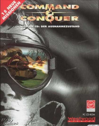 DOS Games - Command & Conquer: The Covert Operations