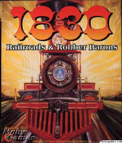 DOS Games - 1830: Railroads & Robber Barons