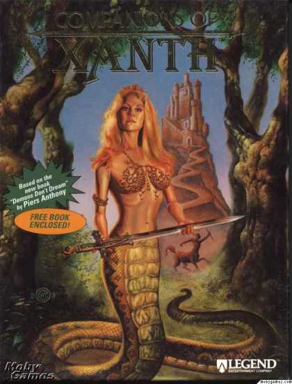 DOS Games - Companions of Xanth