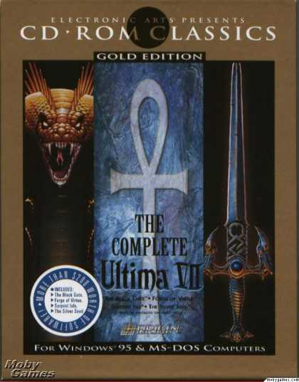 DOS Games - The Complete Ultima VII