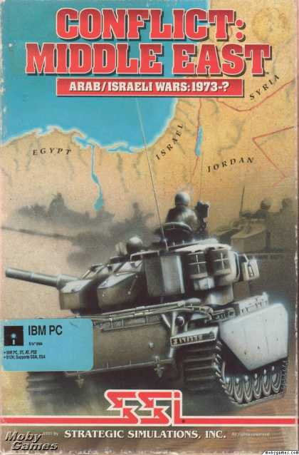 DOS Games - Conflict: Middle East