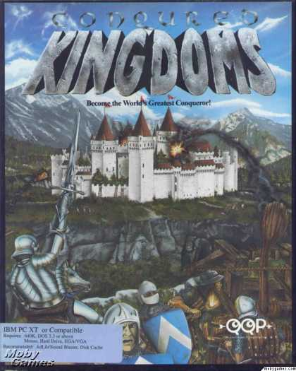 DOS Games - Conquered Kingdoms