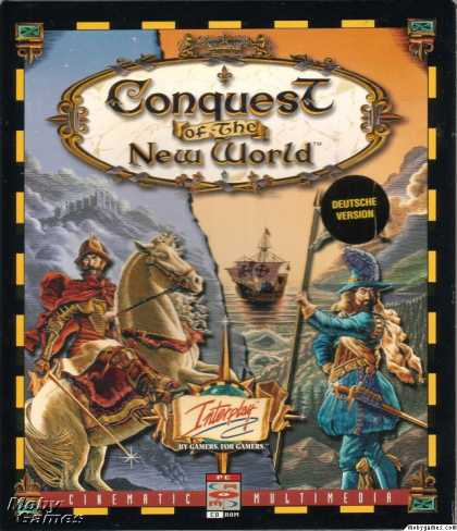 DOS Games - Conquest of the New World