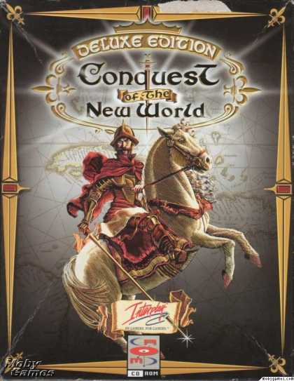 DOS Games - Conquest of the New World (Deluxe Edition)