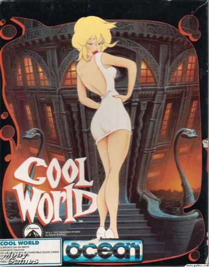 DOS Games - Cool World