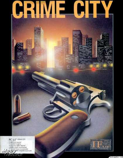 DOS Games - Crime City