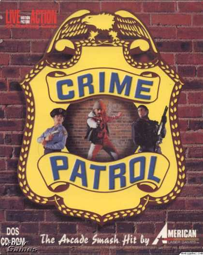 DOS Games - Crime Patrol