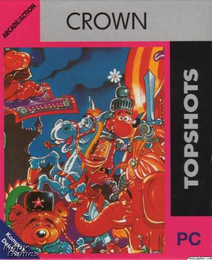 DOS Games - Crown