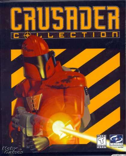 DOS Games - Crusader Collection