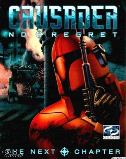 DOS Games - Crusader: No Regret
