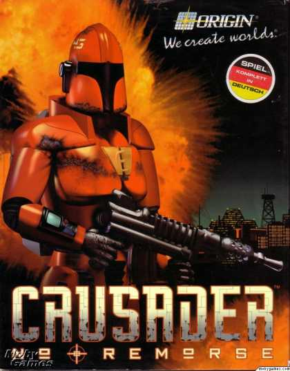 DOS Games - Crusader: No Remorse