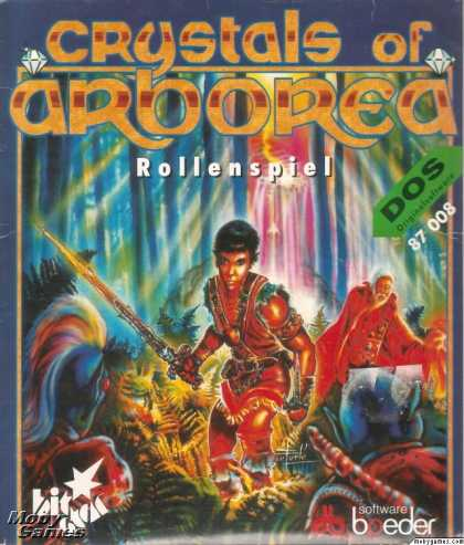 DOS Games - Crystals of Arborea