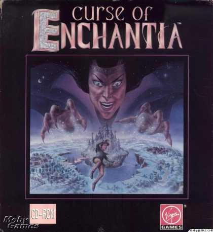 DOS Games - Curse of Enchantia