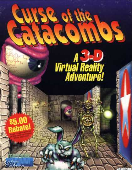 DOS Games - Curse of the Catacombs