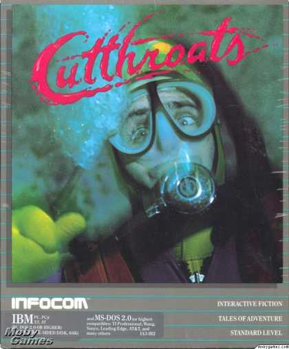 DOS Games - Cutthroats