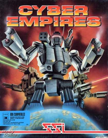 DOS Games - Cyber Empires