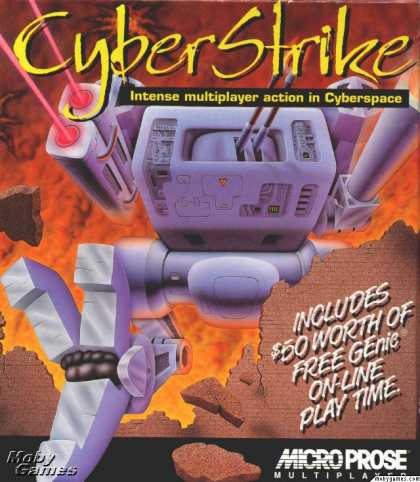 DOS Games - CyberStrike
