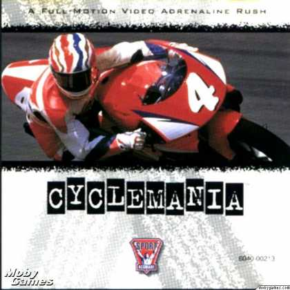 DOS Games - Cyclemania