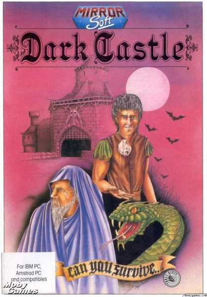 DOS Games - Dark Castle