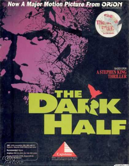 DOS Games - The Dark Half