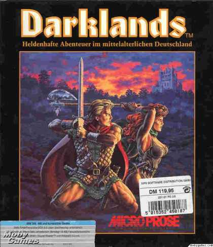 DOS Games - Darklands