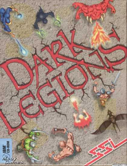 DOS Games - Dark Legions