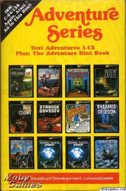 DOS Games - Adventure Series