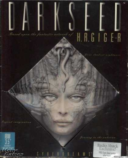 DOS Games - Dark Seed