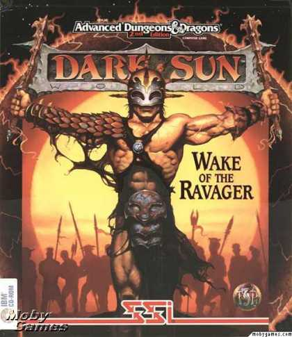 DOS Games - Dark Sun: Wake of the Ravager