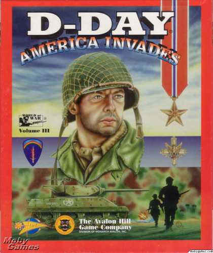 DOS Games - D-Day: America Invades
