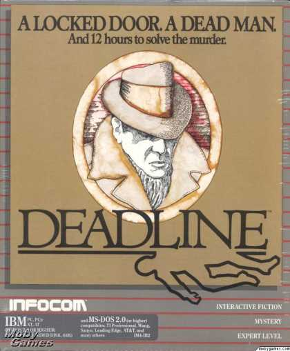 DOS Games - Deadline