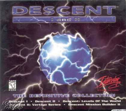 DOS Games - Descent I and II: The Definitive Collection