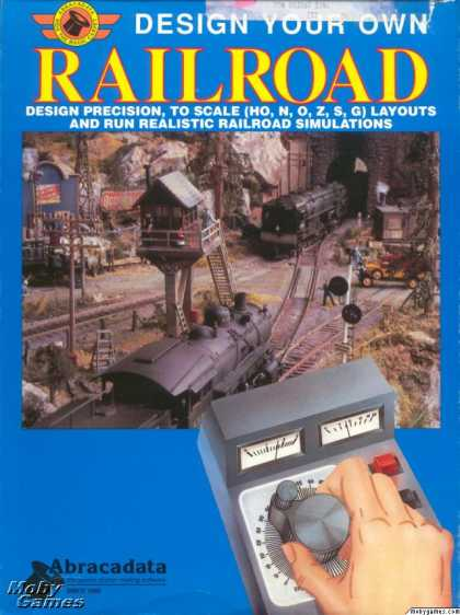DOS Games - Design Your Own Railroad