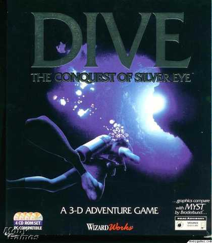 DOS Games - Dive: The Conquest of Silver Eye