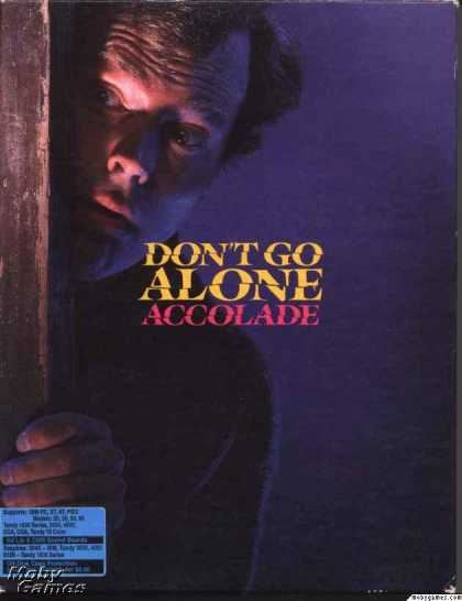 DOS Games - Don´t Go Alone