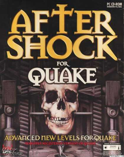 DOS Games - Aftershock for Quake