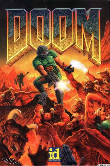 DOS Games - DOOM