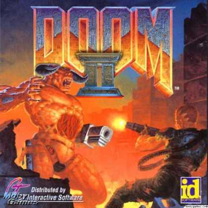 DOS Games - DOOM II: Hell on Earth