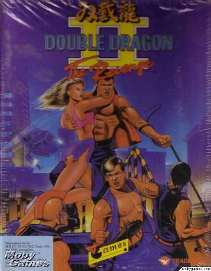 DOS Games - Double Dragon II: The Revenge