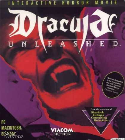 DOS Games - Dracula Unleashed