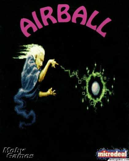DOS Games - Airball