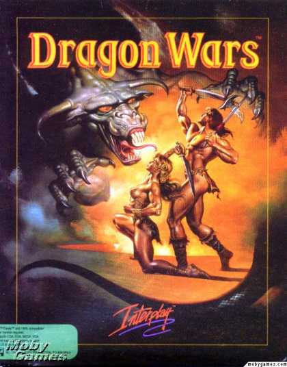 DOS Games - Dragon Wars