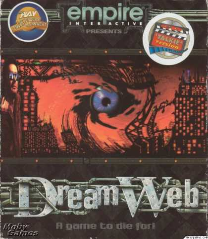 DOS Games - DreamWeb